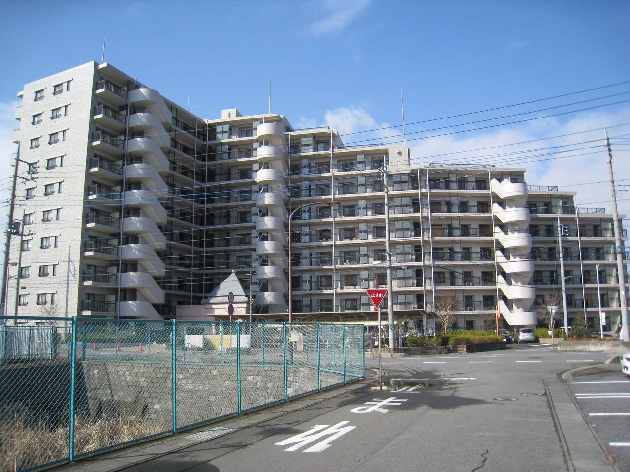 つくば・牛久の分譲マンション探訪記 中古マンション賃貸・売買は筑波商事                tsukuba_mansion