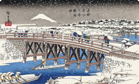 江戸日本橋