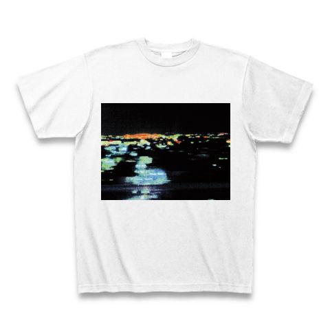 アブストラクトTシャツ