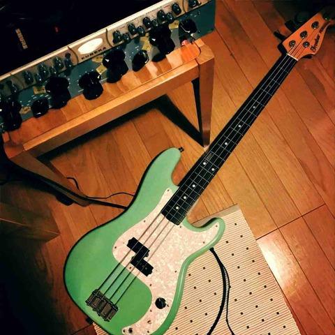 ジェームズ[Fresher P-Bass]