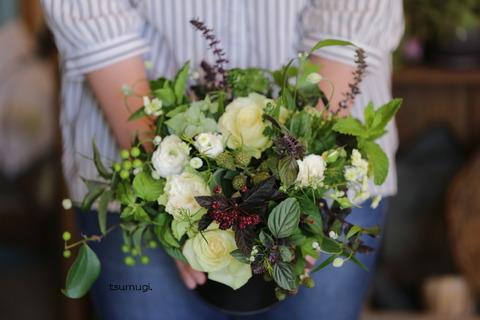 ご注文の花