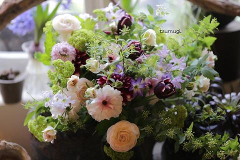 ご注文のお花☆