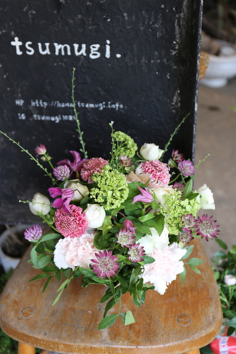 ご注文のお花