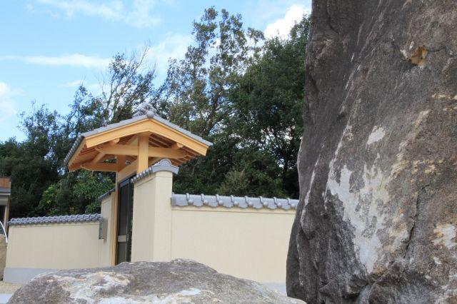 小豆島+数寄屋門