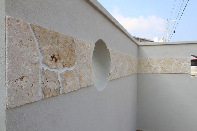 琉球石灰岩ボーダー