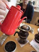 コーヒーの入れ方講習 (4)
