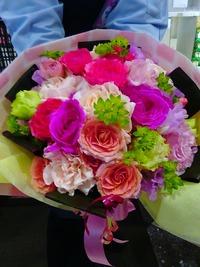 1604YGさま花束