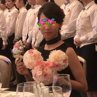 結婚式当日 (1)