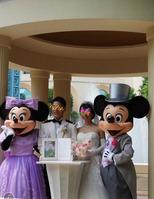 結婚式当日 (7)