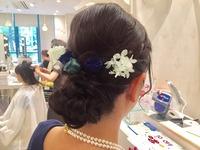 結婚式当日 (4)