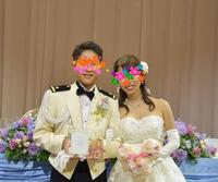 結婚式当日 (8)
