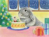 クリスマスの絵_3
