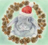 クリスマスの絵_2