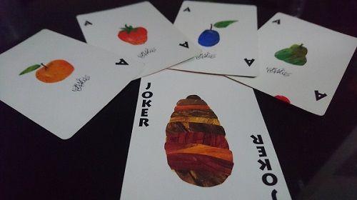 トランプ trump card