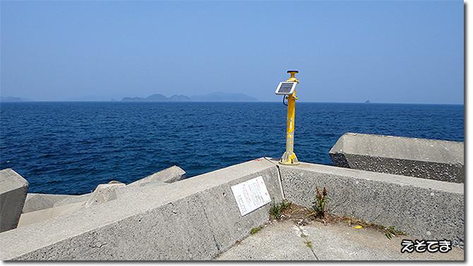 萩市の漁港(1)