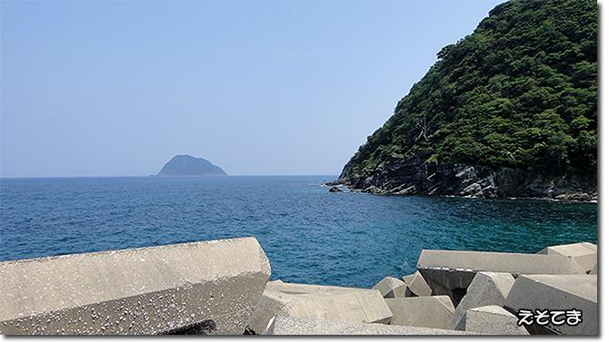 萩市の漁港(2)