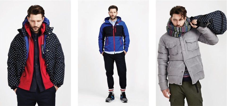 そろそろ冬のファッションも考えなければならない時期になりました。 そこでアウトドアブランド、ペンフィールドのコーディネートブックがネット上で公開されていた