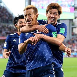 ☆今夜は。。W🏆日本VSポーランド‼‼