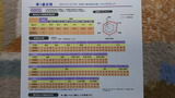 日本語検定準1級合格 個人カルテ