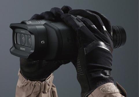 HD撮影対応デジタル双眼鏡
