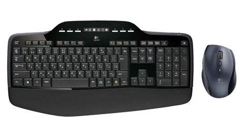 ワイヤレスデスクトップ  MK710