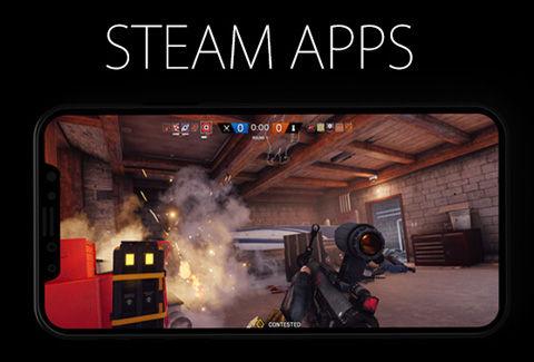 Steam Link アプリ