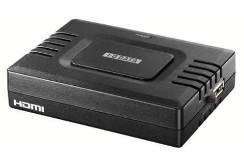 アイ・オー・データ機器 Miracast対応無線HDMIアダプター「ミラプレ」 WFD-HDMI [エレクトロニクス]