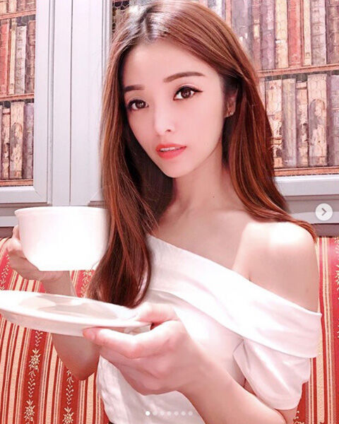 Jacqueline 左撇子嫣嫣3