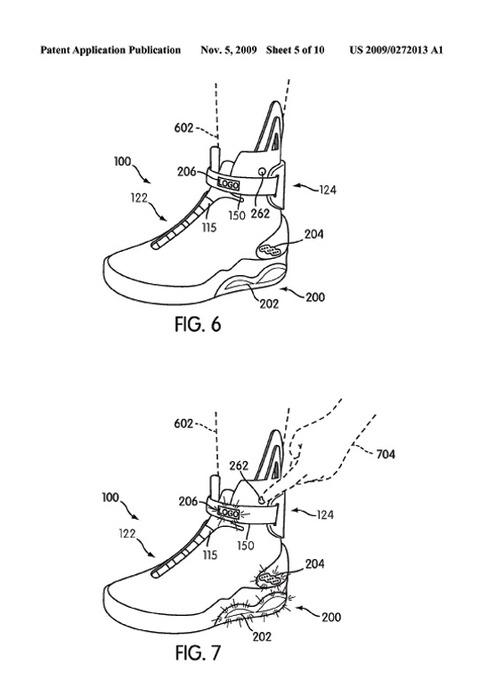 Nike Mag特許5