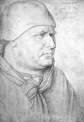 聖職者の肖像