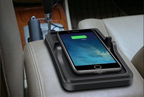Qi 車載ワイヤレス充電器