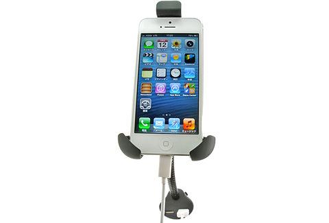iPhone5車載ホルダー