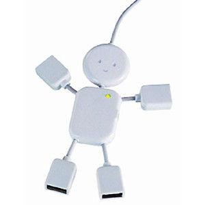 USBハブマン