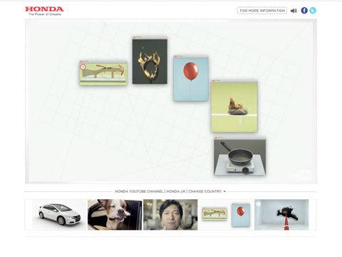 Honda Experiment