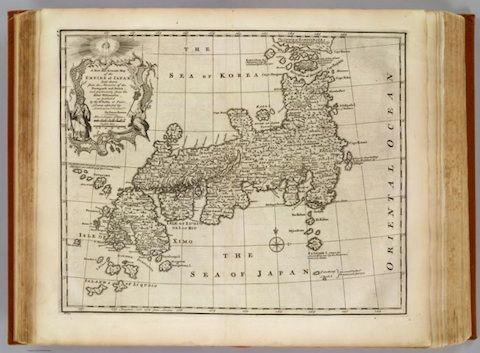 Empire of Japan 1747年