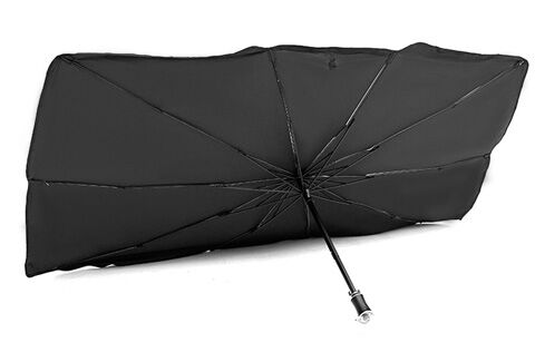 折り畳み式 傘型 車用 サンシェード