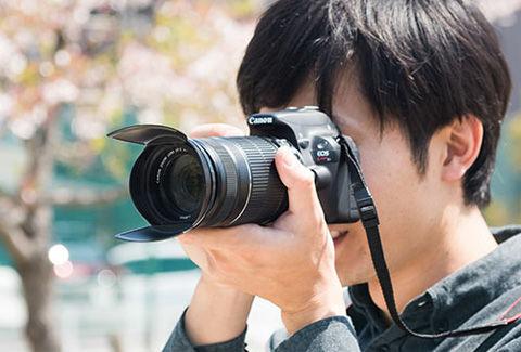 カメラレンズキャップ