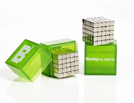 Bucky cubes