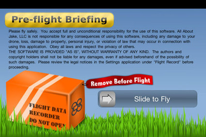 FlightRecordBriefing