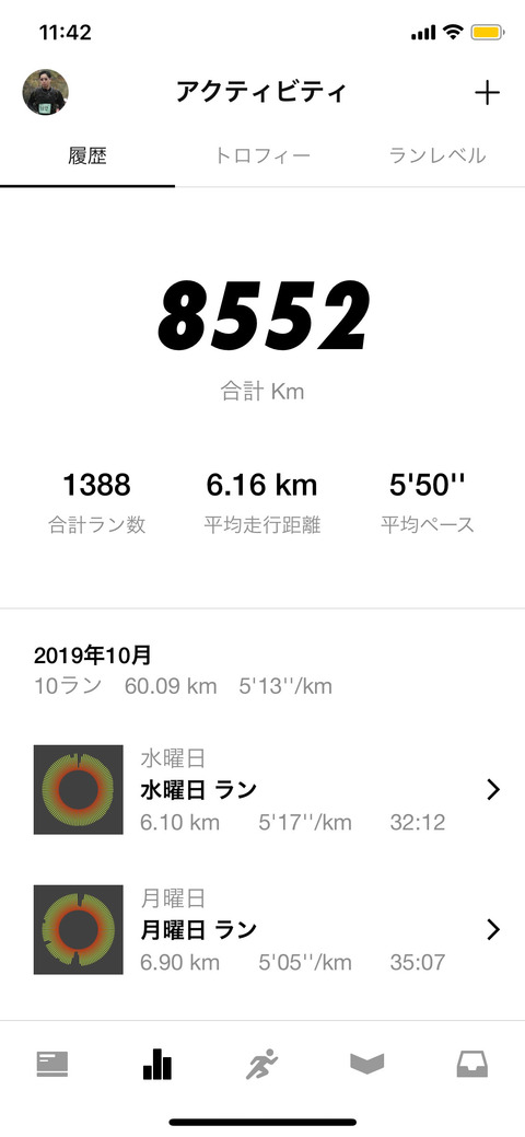 Nike Run Club October 2019