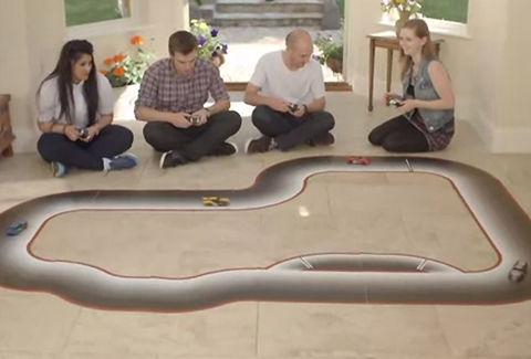 Real FX AI Race Cars