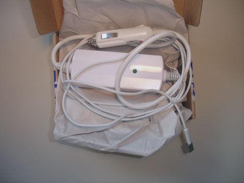 MacBook Airシガーソケット