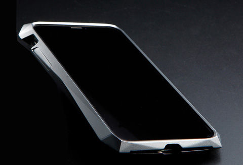 CLEAVE Aluminum Bumper 180 for iPhone XS