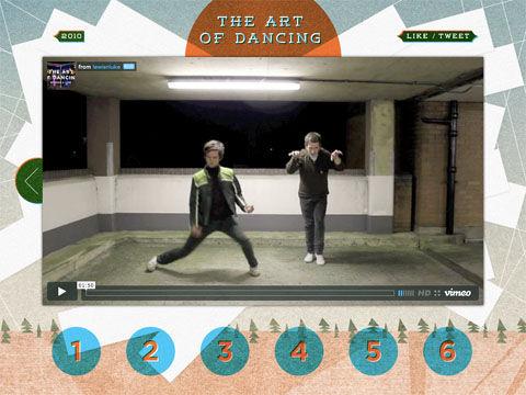 The Art of Dancing by Lewis & Luke