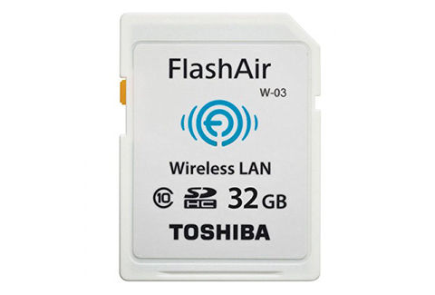 FlashAir™ SD-WE