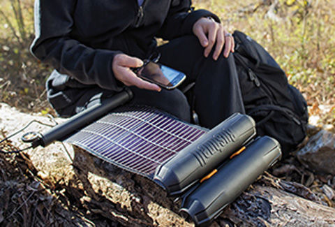 Bushnell PowerSync SolarWrap 400