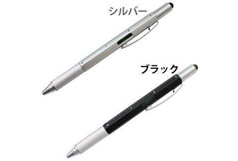 6in1 ボールペン付きタッチペン