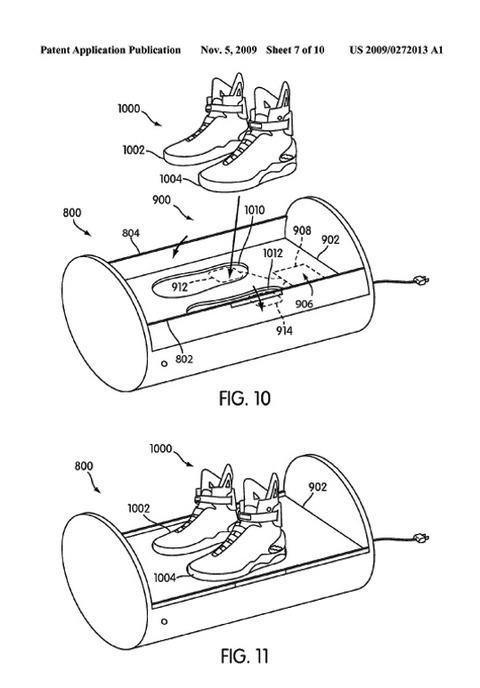 Nike Mag特許6