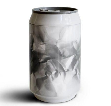 生分解性 アルミ缶型 容器 Tin Can