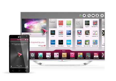 LG Smart TV Miracast